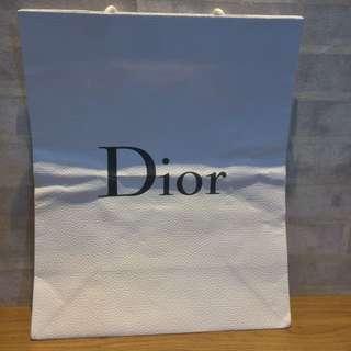 Paperbag Dior