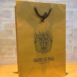 Faure Le Page Paperbag