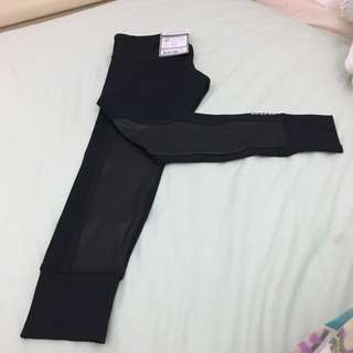 Lorna Jane Ankle biter tights