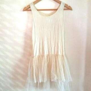 White Tutu Dress