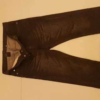Classic Dior Homme Washed Black/Grey Jeans