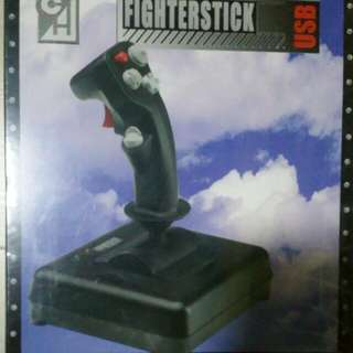 CH Fighterstick Usb & Xplane 10 Flight Simulator