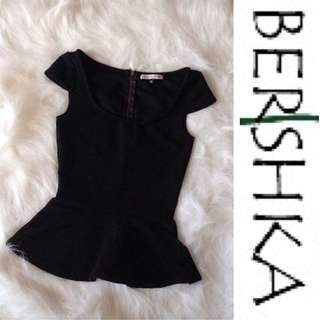 Brand: Bershka Collection Peplum Top