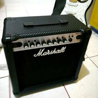 Marshall Amplifier MG15CFX