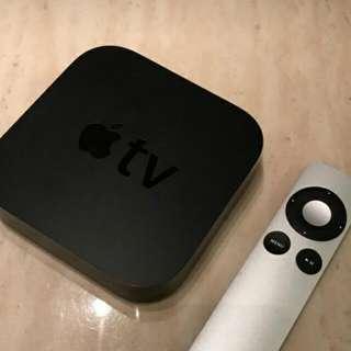 Apple Tv Box 3rd Gen.