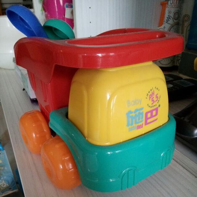 沙灘玩具組