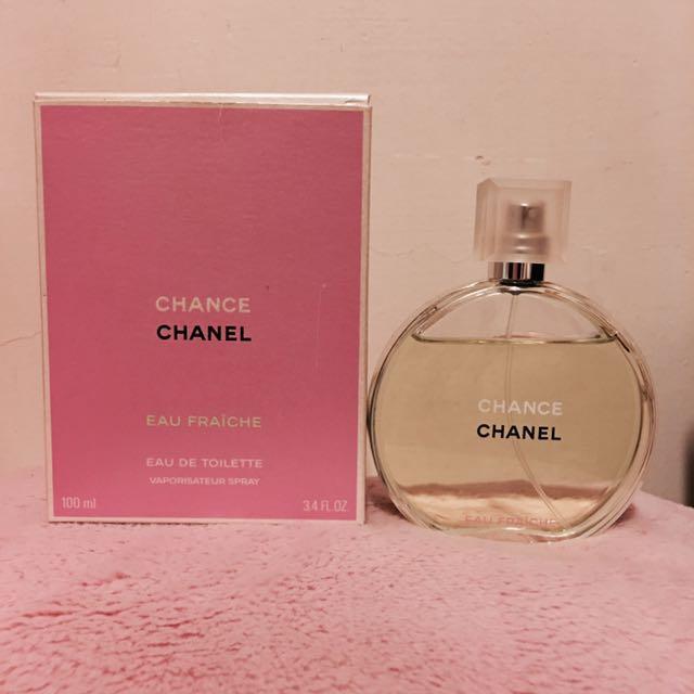 香奈兒 Chanel 香水 綠色 香氛 100ml 專櫃正品