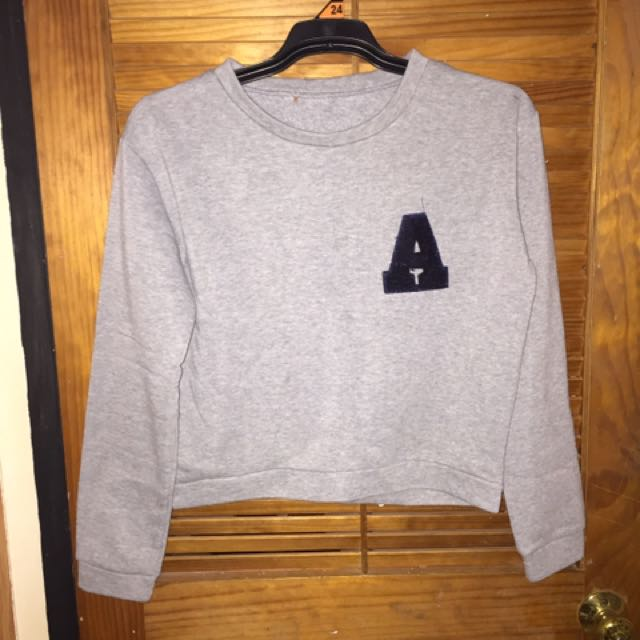 '#thecafe A' Sweater