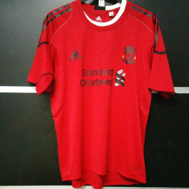 fca62413049 Malaysia54 Adidas Liverpool FC Home Training Jersey