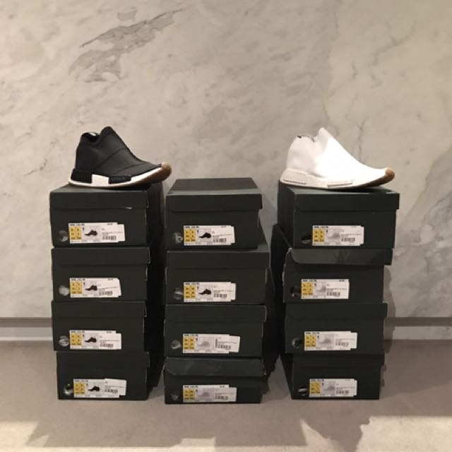 Adidas NMD City Sock GUM Pack