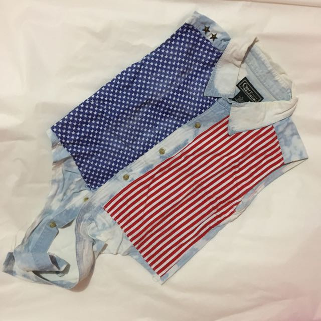 Hot Item!!! Americana Top