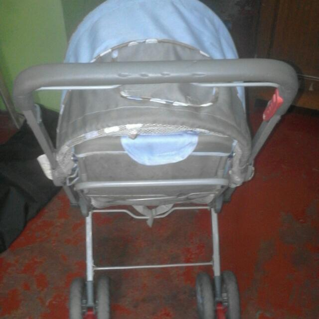 ashbee stroller fully reclinable