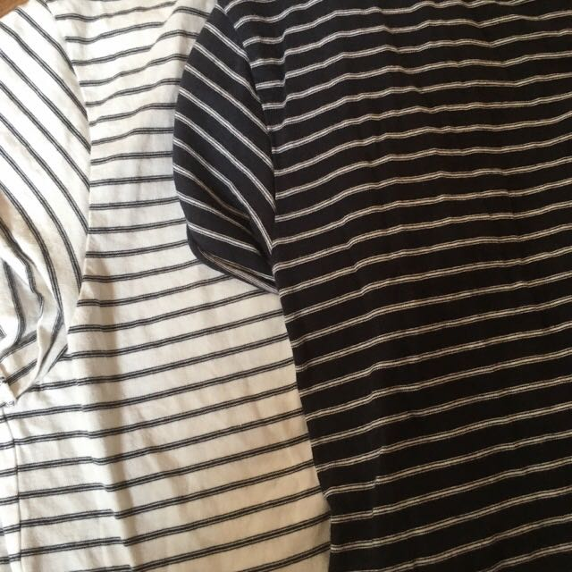 ASOS Striped Crop Tops