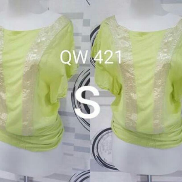 Atasan/Blouse Lime