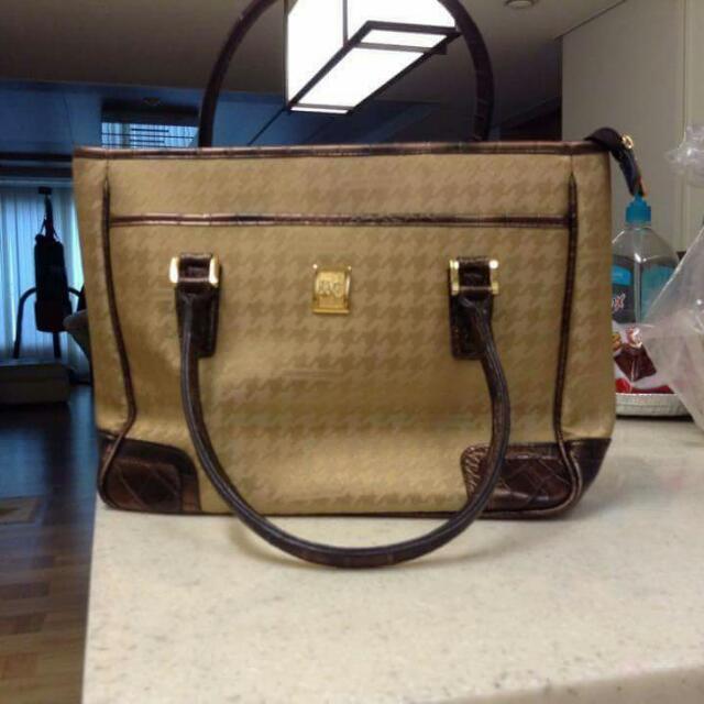 Authentic  Pierre Cardin Bag