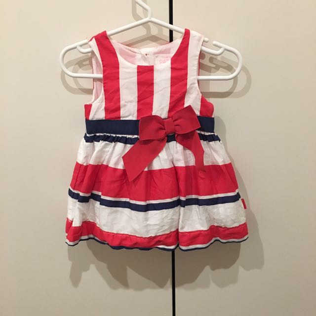 Baby Girl Party dress (0-3 Months)