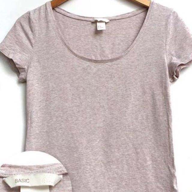 Basic Shirt By H&M