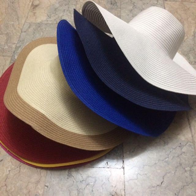 SALE!! big stylish hats