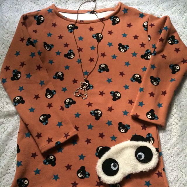 Bear Pullover Sweater