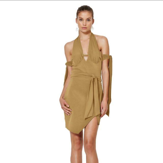 Bec And Bridge Azura Mini Dress