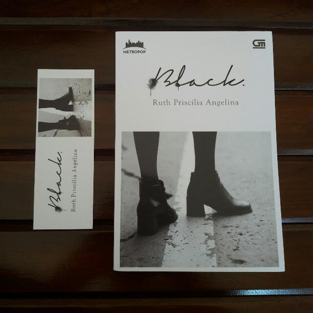 Black By Ruth Priscilia Angelina
