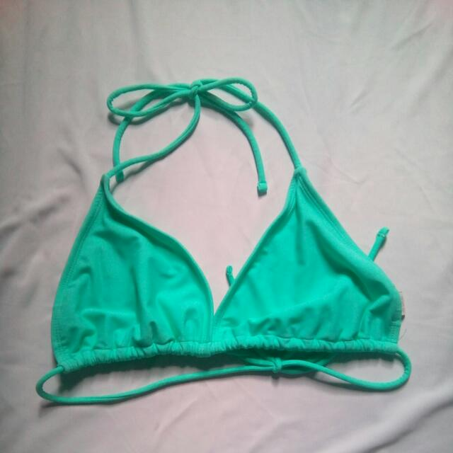 Blue Green Two Piece Top