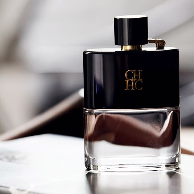 530332cd7d BN Carolina Herrera CH Men Prive 50ml, Health & Beauty, Hand & Foot Care on  Carousell