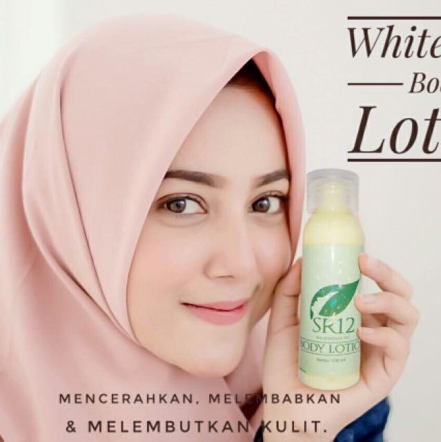 Body Lotion, Deodorant Spray SR12 Herbal