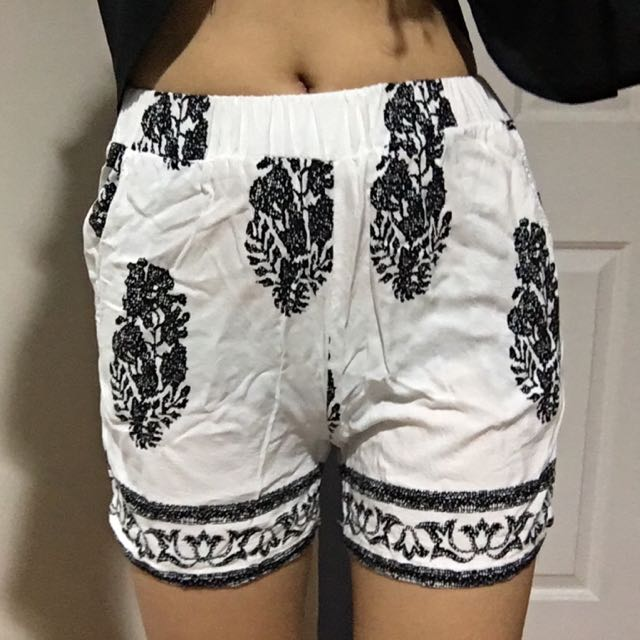 BOHEMIAN PATTERN SHORTS #SunriseTV