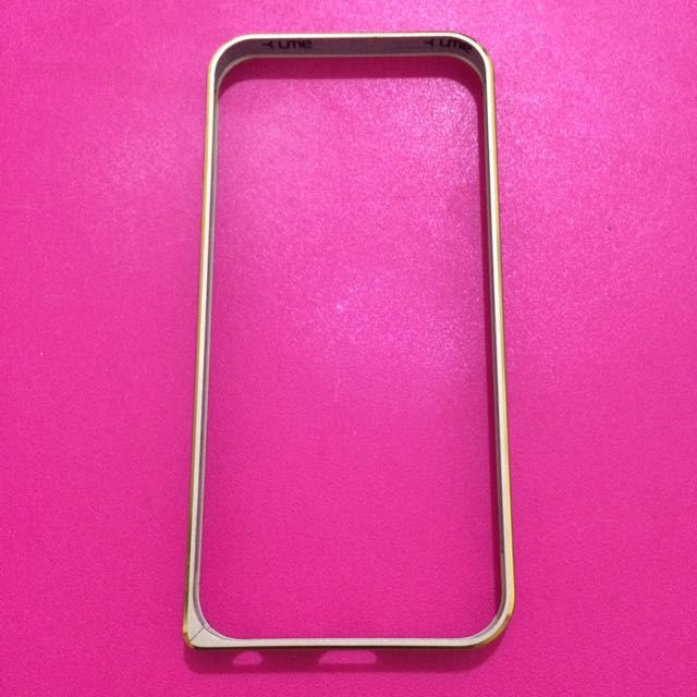 Bumper Metal For Ip5/5s