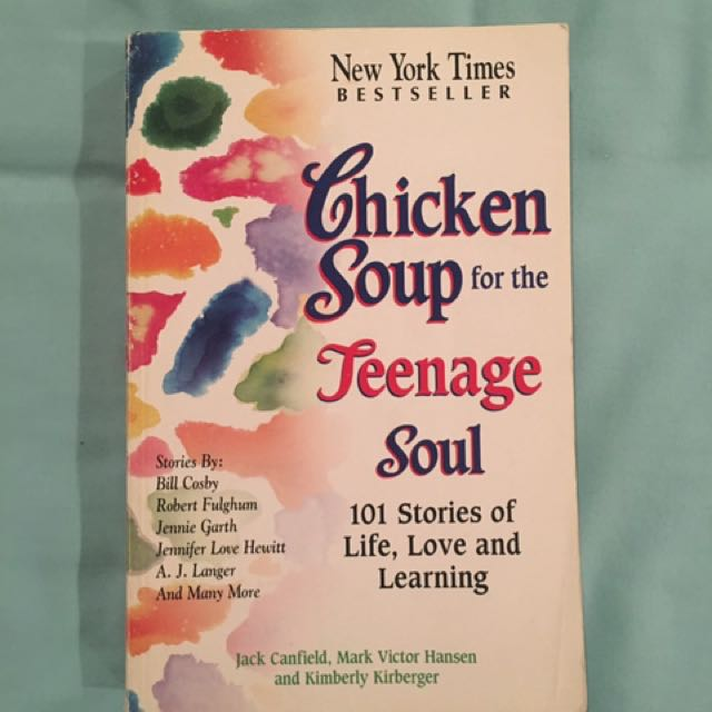 Chicken Soup For The Teenage Soul - Paperback