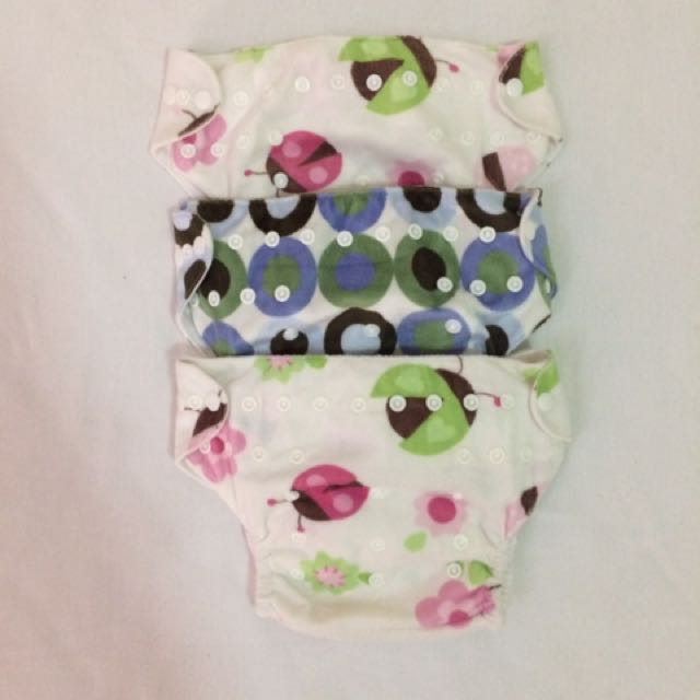 Curity Cloth Diapers