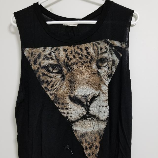 Cut-off Shirt