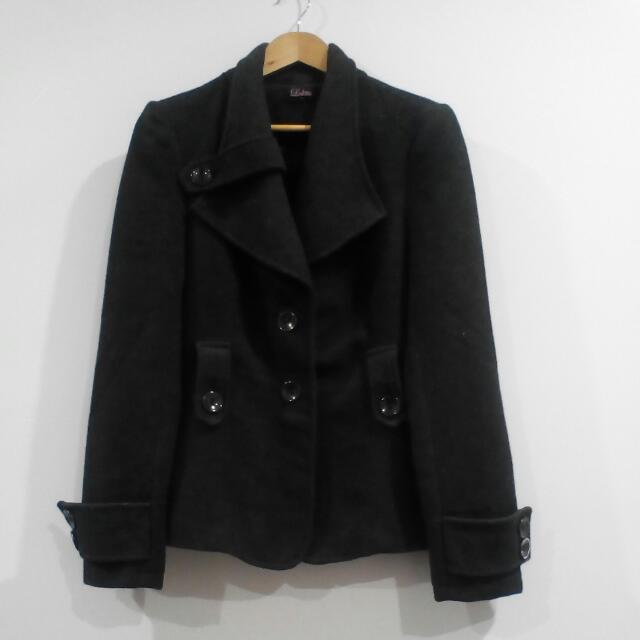 Dark Grey Winter Jacket