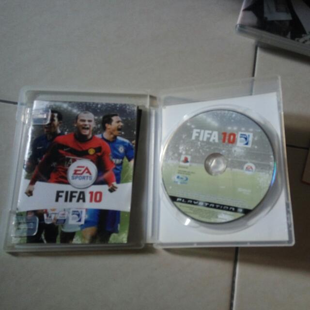 Fifa 10 PS3 Original Game