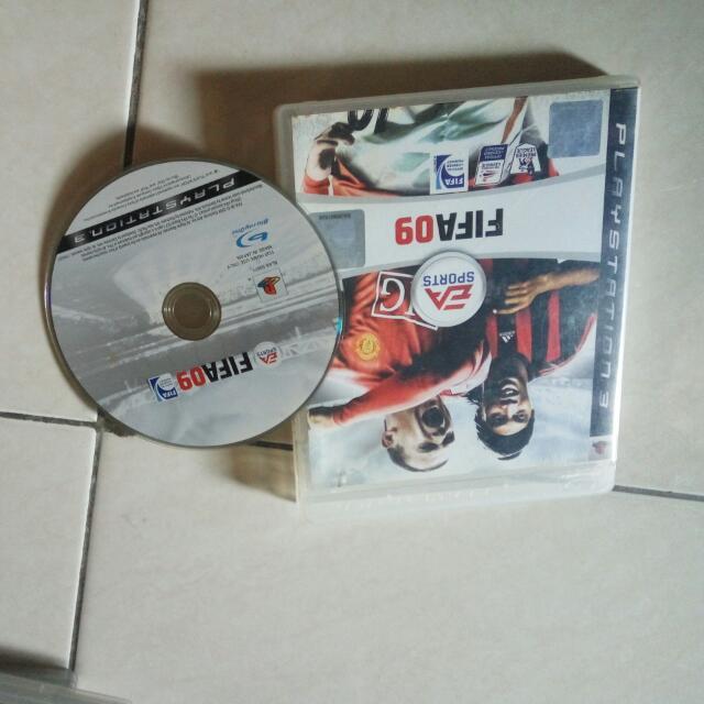 Fifa 2009 Ps3 Original Games