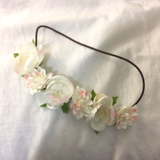 Flower Crown/ Headband