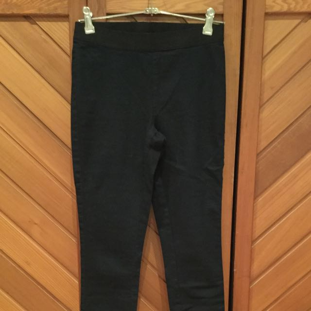 French Connection Stretch Jegging with zip ankle size 8