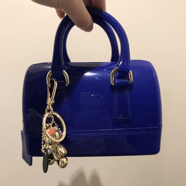 Furla Candy Bauletto shoulder bag