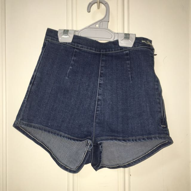 General Pants Denim Shorts Size 6
