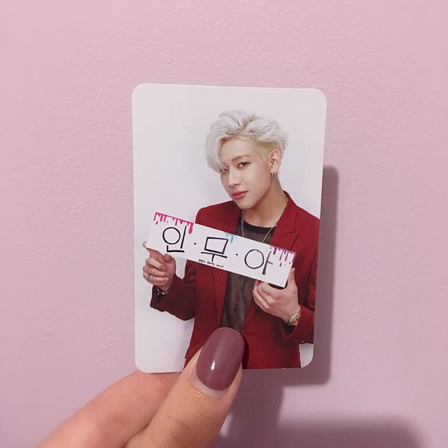 GOT7 Bambam Arrival PC