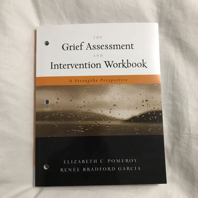 Grief assessment And Intervention Work Book