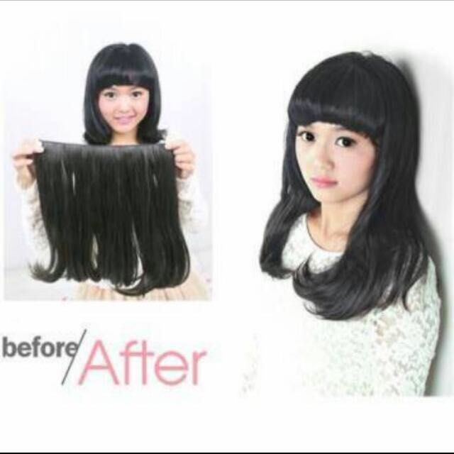 Hairclip 40cm