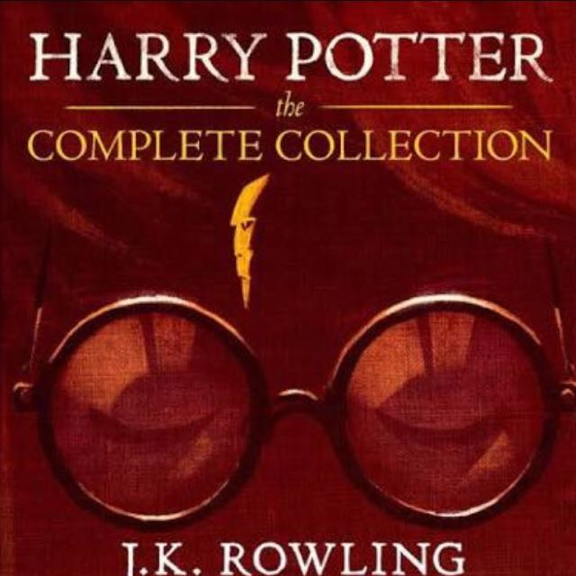 Harry Potter Series Audiobooks Collection