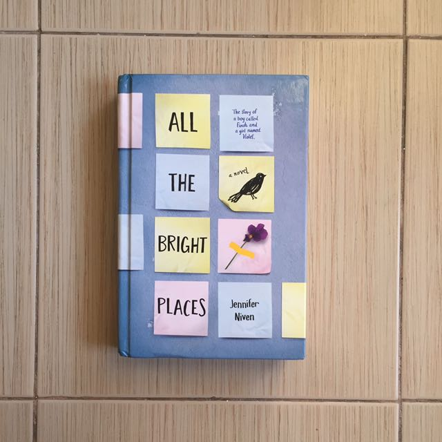 (HB) All The Bright Places