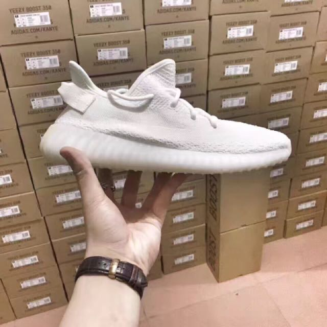 d25ec693d6e Yeezy 350 Boost V2 Cream White