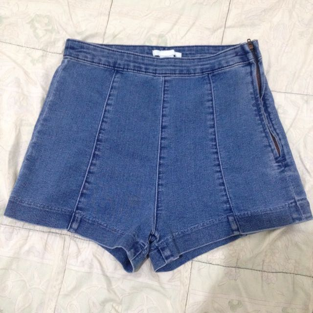 HNM DENIM BLUE JEANS SHORT