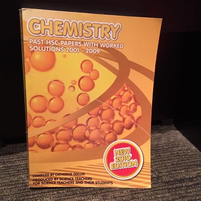 Hsc Chemistry Practice