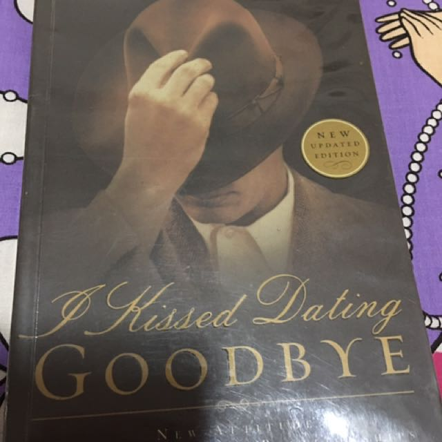 I Kissed Dating Goodbye Book