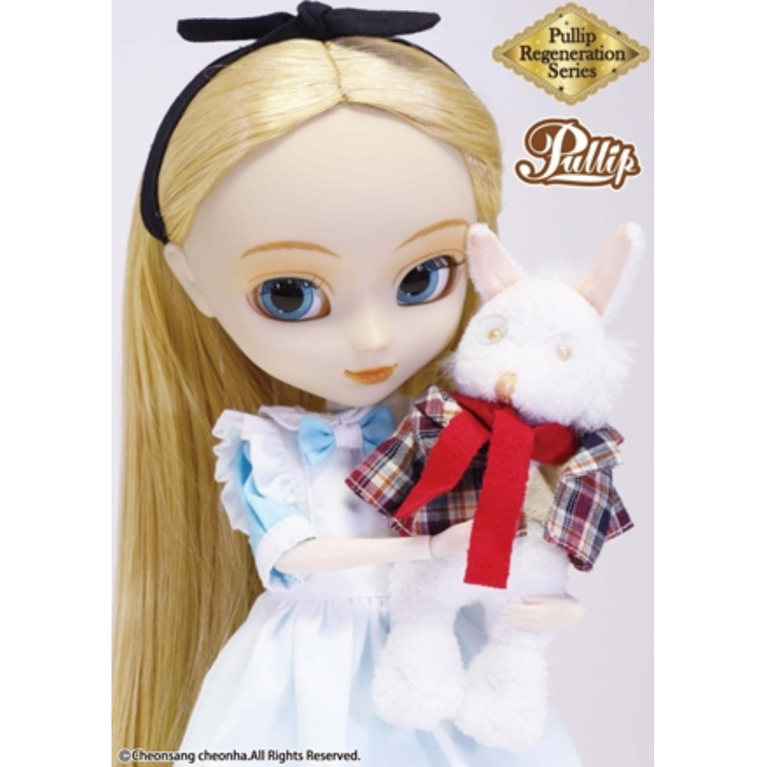 [Pre-order] Pullip Fantastic Alice 2012